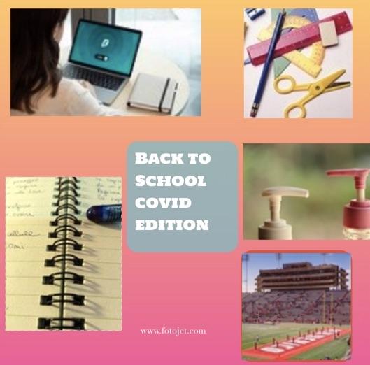 Back-To-School, Covid Edition